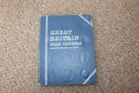 GREAT BRITAIN HALF CROWNS COLLECTION 23 COINS