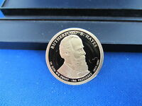 2011-S RUTHERFORD B. HAYES $1 COIN DEEP CAMEO MIRROR PROOF UPPER GRADING RANGES