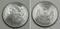 X1370  1882-S MORGAN DOLLAR, CHOICE BU