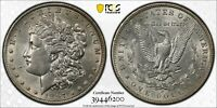 1897-O MORGAN PCGS AU55 TOUGHER DATE SILVER DOLLAR