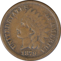 1879 INDIAN CENT GREAT DEALS FROM THE EXECUTIVE COIN COMPANY