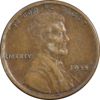 1915-D LINCOLN CENT GREAT DEALS FROM THE EXECUTIVE COIN COMPANY
