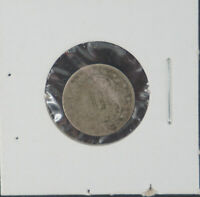THREE CENT SILVER WORN DATE  NO VISIBLE DATE  3C AMERICAN CO