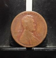 G IN GRADE 1919D LINCOLN WHEAT CENT511191