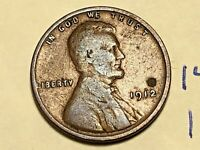 1912 1C BN LINCOLN CENT WHEAT CENT 1439K