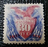 NYSTAMPS US STAMP  121 MINT $5750