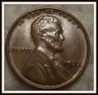 1932 1C LINCOLN WHEAT CENT AU