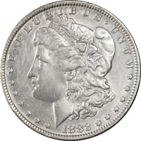 1882-O/S MORGAN SILVER DOLLAR GREAT DEALS FROM THE EXECUTIVE COIN COMPANY