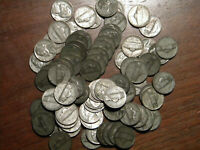 80  WWII  SILVER NICKELS