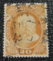 NYSTAMPS US STAMP  38 USED $425