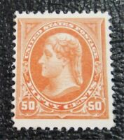 NYSTAMPS US STAMP  275 MINT OG H $260