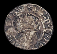 ENGLAND. HENRY VIII. 1509 1547. AR PENNY SOVEREIGN TYPE BISH