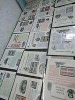 NYSTAMPS W MINT NH US COMMEMORATIVES STAMP BLOCK COLLECTION