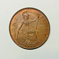 GREAT BRITAIN :  PENNY 1935.    KM 838.