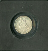 US COIN 1883 SEATED LIBERTY DIME