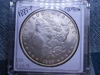 1889-P VAM-19 DDR MORGAN SILVER DOLLAR UNCIRCULATED BU