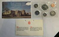 1976 CANADA  UNCIRCULATED MINT COIN SET