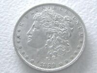 1889-O MORGAN DOLLAR, OFTEN OVERLOOKED DATE  STRONG DETAILS 11/19-G