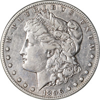 1896-S MORGAN SILVER DOLLAR GREAT DEALS FROM THE EXECUTIVE COIN COMPANY