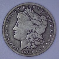 1900-O MORGAN SILVER DOLLAR COIN