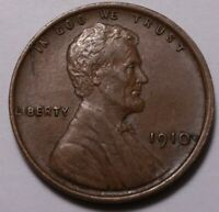 1910 LINCOLN CENT 0222