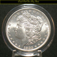 1883-O U.S. MORGAN SILVER DOLLAR $1 UNCIRCULATED DETAILS 90 SILVER