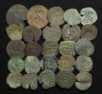 SPAIN. LOT OF 25 ASSORTED