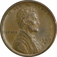 1909-S LINCOLN CENT AU UNCERTIFIED