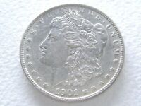 1901-P MORGAN DOLLAR, EXTREME DETAIL R COVETED DATE - ORIG 2-L