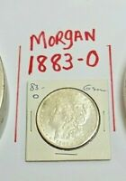MAKE OFFER --90 SILVER MORGAN DOLLAR 1883-0 MARKED GEM ----U DECIDE - FREE SHIP