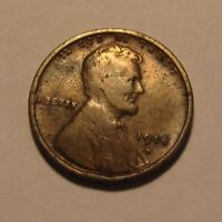 1914 D LINCOLN CENT PENNY   VERY GOOD TO FINE DETAIL   62SU