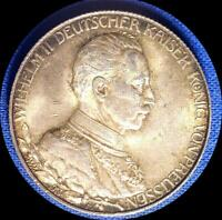 GERMAN STATES PRUSSIA 1913 A 2 MARKS OLD WORLD SILVER COIN HIGH GRADE