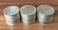 GERMAN LOT OF 30 COINS  SILVER  WORLD WAR TWO  SILVER