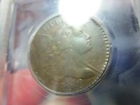 UNSLABBED FLOWING HAIR 1794 LIBERTY CAPPED  HEAD OF '94  S 5