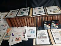 US STAMP COLLECTION MINT NH POSTAGE FACE VALUE $1 500  IN CO