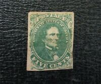 NYSTAMPS US CSA CONFEDERATE STAMP  16 MINT OG H $375   M7X1162