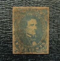 NYSTAMPS US CSA CONFEDERATE STAMP  4 MINT OG H $225   M28X99