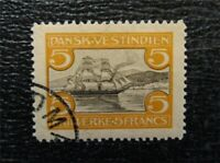 NYSTAMPS US DANISH WEST INDIES STAMP  39 USED $275   M28X107