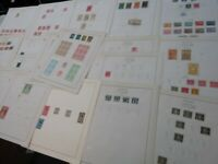NYSTAMPS G MANY MINT OLD US BOB REVENUE STAMP COLLECTION SCO