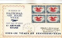 C23 AIRMAIL FIRST DAY COVER