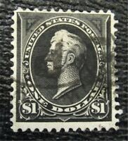 NYSTAMPS US STAMP  261A USED $825   U18X220