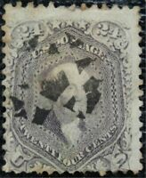 NYSTAMPS US STAMP  99 USED $1600   L16X180
