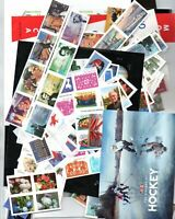 USA  VALID POSTAGE  500 X FOREVER  SHEETS / SINGLES / STRIPS