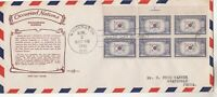 921 KOREA FIRST DAY COVER