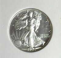 1938 WALKER SILVER 50 CENTS GEM   PROOF CAMEO BEAUTIFUL COIN    THIS NICE