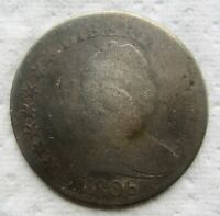 1806 DRAPED BUST HALF DOLLAR  DATE TYPE COIN-  -  WE HAVE THE TOUGH DATES