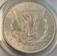 1881 S  MORGAN SILVER DOLLAR PCGS MINT STATE 64 OGH@@