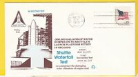 SPACE SHUTTLE WATERFALL TEST CAPE CANAVERAL FL MAY 21 1979 SPACE VOYAGE