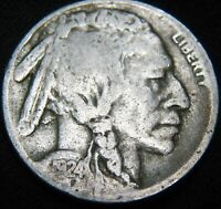 KEY DATE 1924-S BUFFALO NICKEL 5 COMBINED S&H SAME INVOICE HB47ID