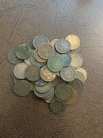 LOT 50 INDIAN HEAD PENNIES 1864 1909 PENNY ROLL    160